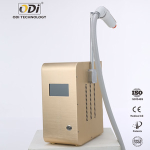 Laser Beauty Equipment pigment removal black doll treatment q-switch 1064 nm 532nm nd yag price laser tattoo removal