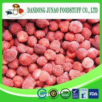 Wholesale new crop sweet frozen strawberry