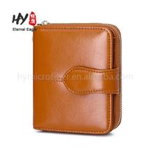 Full Color Printed PU leather Wallet Making Supplies