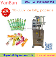 2018 hot sale Automatic popsicle liquid filling sealing packing machine