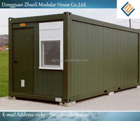 Variables involved in building your custom home-- modular temporary office container