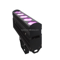 Indoor COB Pixel Bar LED Matrix Light 5x Tri-9W RGB Piece Control