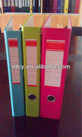 Gaily-Coloured 2D Ring Binder