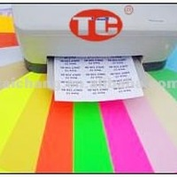 Coloured Laser Inkjet Printer Label A4