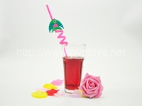 Food Grade Drinking Straw with Funny Shape and Customized Logo