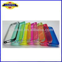 2013 New Arrival Hot Selling TPU+PC Bumper Case Cover for iphone 4/5