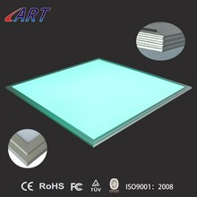 Factory patent product SMD5050 RGBW led panels light 2x2 RGBW led ceiling panel light dimmable 600*600*10mm