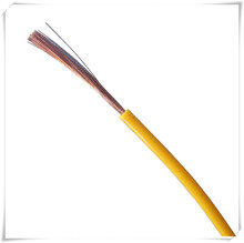 1*1.5mm2 solid copper conductor pvc insulated electric cable wire /automotive electrical wire insulated