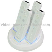 Quad Charge Station for Wii remote