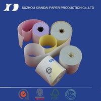 2ply carbonless paper rolls customized size carbonless paper