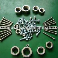 Hot Sale Latest Hex Bolts And