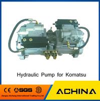 construction machinery parts hydraulic pump for komatsu