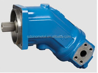 Rexroth A2FM32 A2FM45 A2FM56 A2FM63 A2FM80 A2FM90 Hydraulic Piston Motors For Concrete Mixers