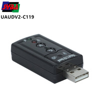 Virutal 7 1 Channel USB Sound