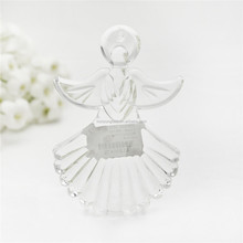 glass decoration special gift angel for christmas decoration