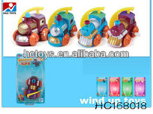 WIND UP PLASTIC CAR TOYS HC168018