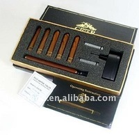 Top Selling Rechargeable E Cigar Wholesale with 5 Cartridge