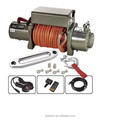 12V / 24V 13000 LB Truck off road Winch with Remote switch Control