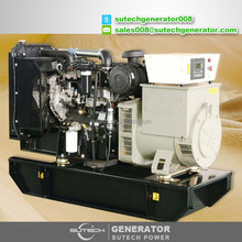 60hz EPA approved engine 404D-22G diesel generator 15 kw