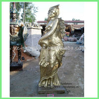 Modern Brass Sculpture BFS-D048W