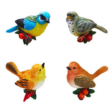 Hot Sell Wholesale Polyresin Bird Figurines