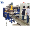 Waste PP PE film woven bags pelleting machine for sale