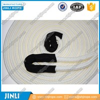JINLI white color heavy duty tow rope eyes at both ends