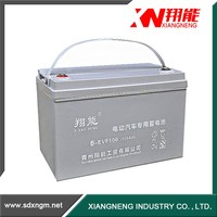 Tubular Gel batteries 12v lead acid battery