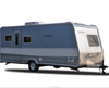 2017 off road comfortable best-seller motorhome caravan, travel trailer for sale