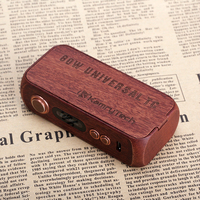 best selling electronics products in america Kamry 80w universal TC mod 100% real wood made e cig box mod high power wholesale