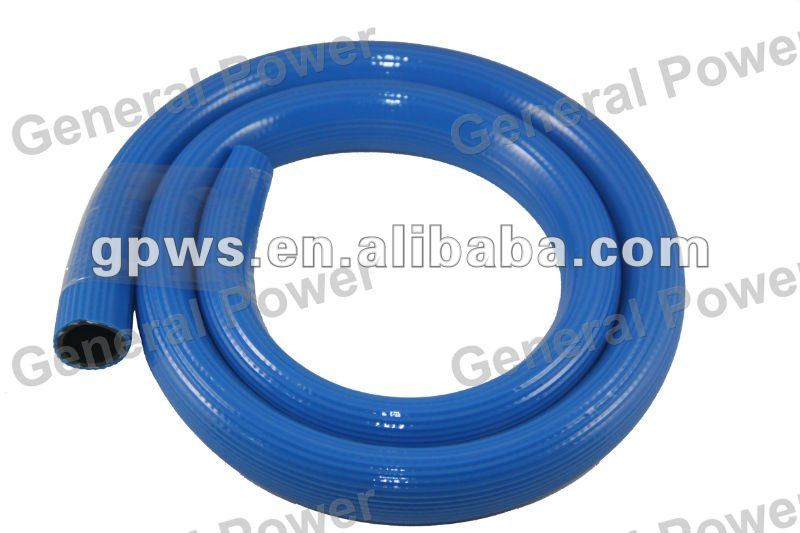 "PVC Water/Garden Hose, Reinforce Water Hose 3/4""."