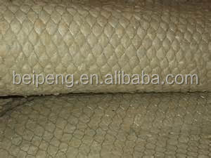 Bp rock wool blanket with heat resistance and sound for Rocks all insulation
