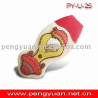 USB Flash Drive PY-U-025 (USB 2.0,Silicon Gel material)