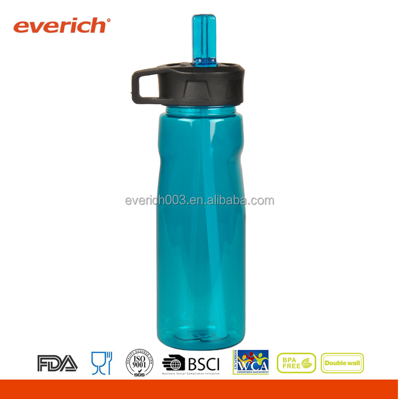 500ML Eco-friendly Custom Made Disposable Plastic Drinking Water Bottle