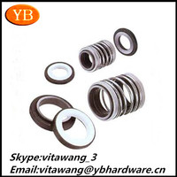2015 hot-selling metal propeller shaft mechanical seals ISO9001/RoHS