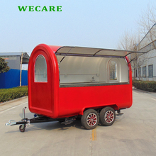 Factory price small juice cart ice cream cart bike