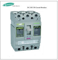 PV System Security guards 3P DC MCCB 250A