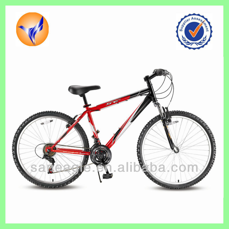 26 inch mountain bike with Shimano 18 speed