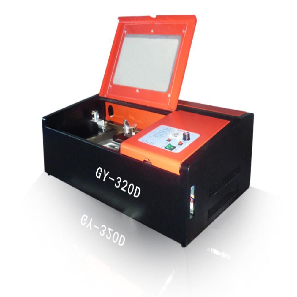 Pabrik langsung dijual GY3020 300x200mm 40 w/50 w CO2 laser engraving untuk mesin stempel grosir, membeli, produsen