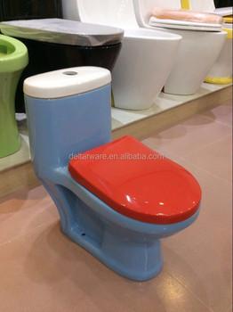 8090 children size small toilet wc little kids water