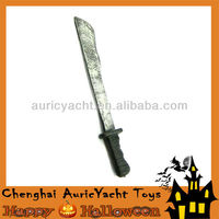 2013 animated halloween toy,halloween party,halloween props,terrible knife ZH0906885