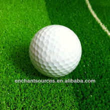 Promotional rubber golf balls