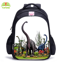 Sublimation Blank Cartoon Printed Dragon Children Backpack,Sublimation3d waterproof Kids School Bag