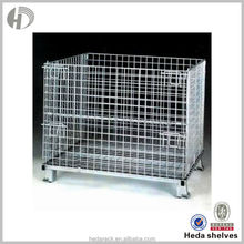 Wholesale industrial lightweigh rolling cart/cage cart