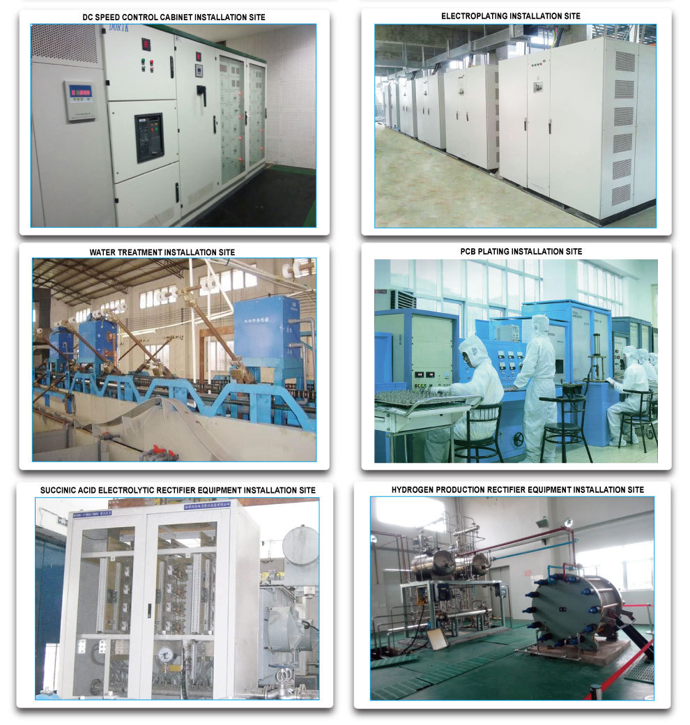 High frequency electroplating switching mode power supply