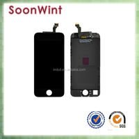 China wholesale best price low price high quality for iphone 6 lcd and digitizer original accept paypal 100% tested