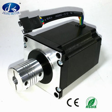 Stepper Motor NEMA23 with hand wheel for Small CNC XY Axis, couplings for free