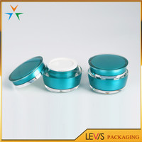 Luxury Unique Round Shaped Acrylic Cosmetic