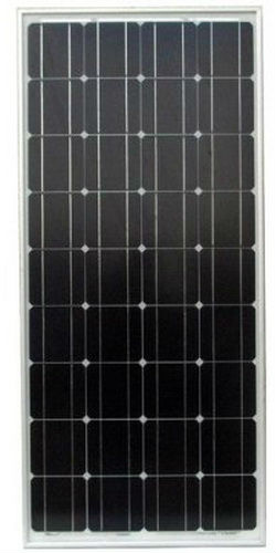 Lot of 5 85W Mono-crystalline Solar Panels 85 Watt 12 Volt in Anodized Aluminum Frame
