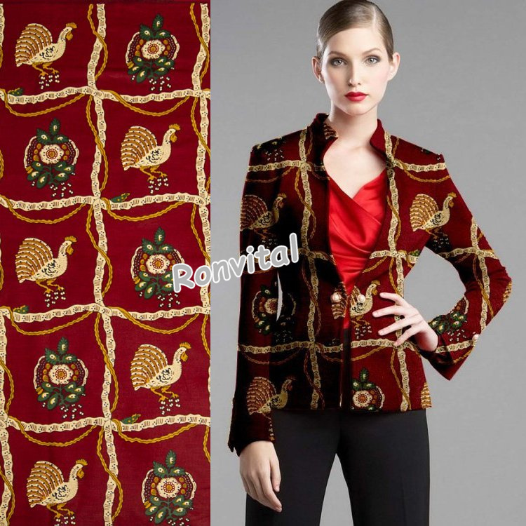 Item No.H490 Factory price direct customize latest design super wax java print fabric